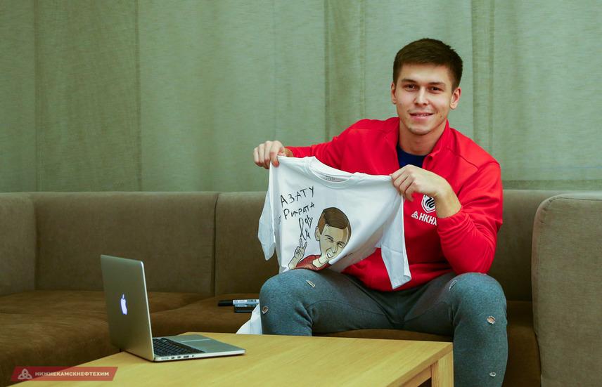 Рифат Жемалетдинов: «Футбол – это хобби-работа, смысл жизни»