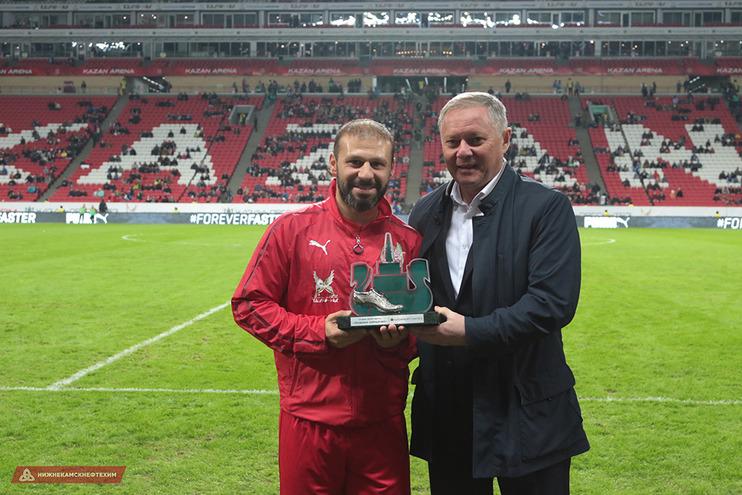 Девич и Гёкдениз получили награды