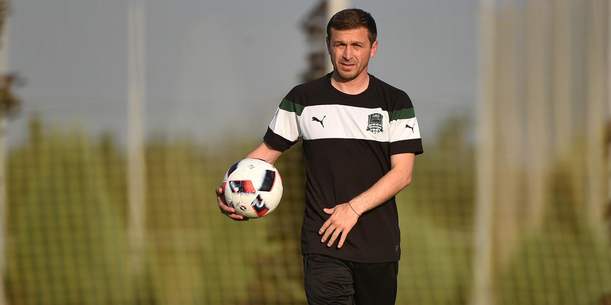 Руслан Аджинджал покинул тренерский штаб «Краснодара»