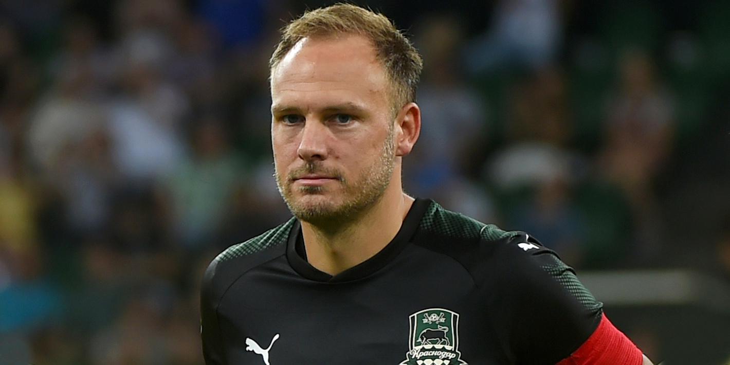 Андреас Гранквист покинет «Краснодар» по окончании текущего сезона