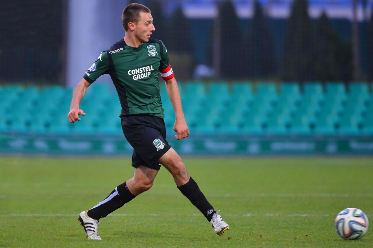 Олег Ланин будет выступать в составе «Балтики»