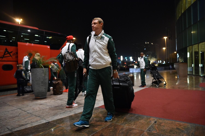 Игроки «Краснодара» прибыли на сбор в Абу-Даби