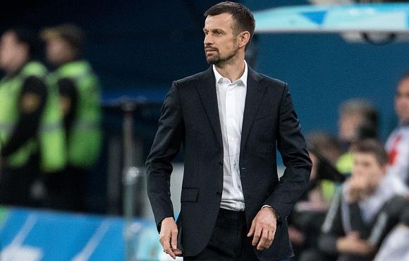 Сергей Семак: «Поздравляю команду и болельщиков с победой»