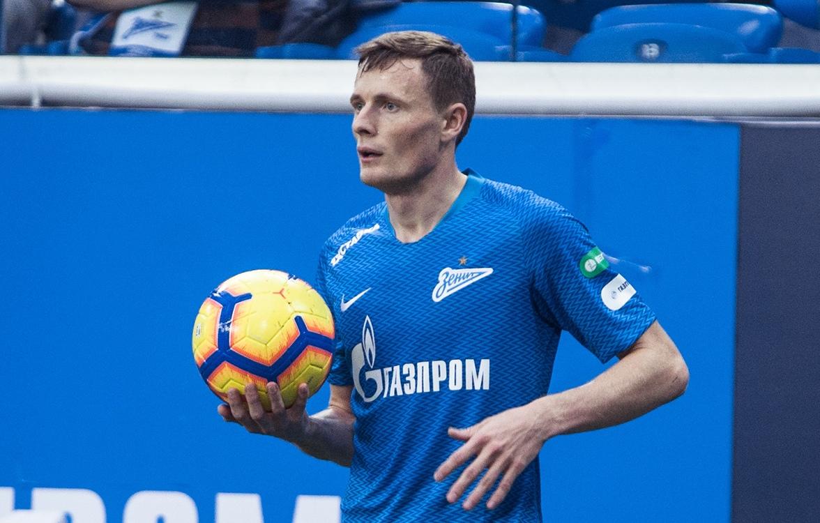 Евгений Чернов покидает команду