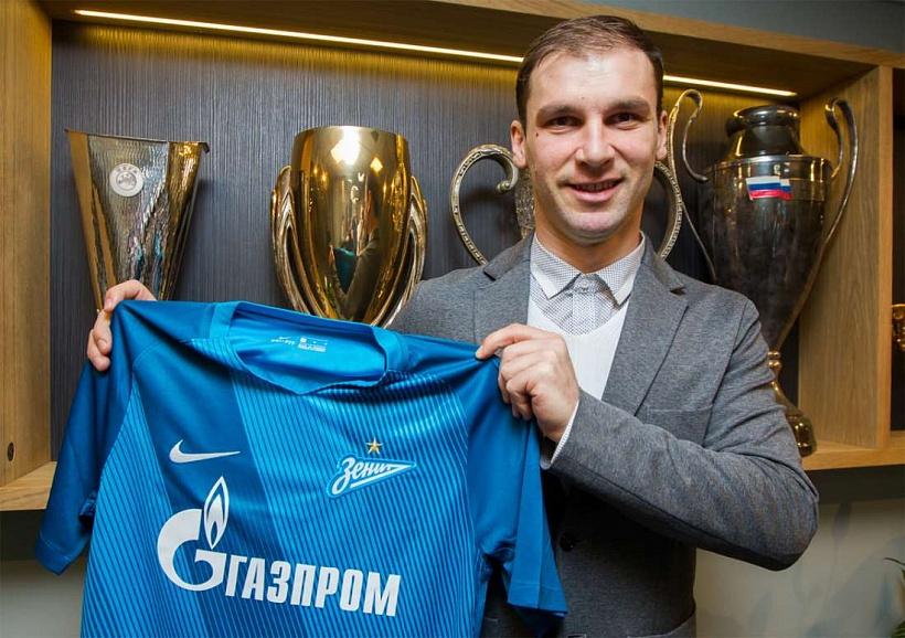 Бранислав Иванович продолжит карьеру в «Зените»