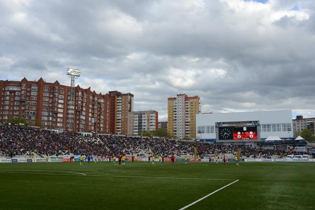 Стадиону «Звезда» возвращен статус арены Первой категории