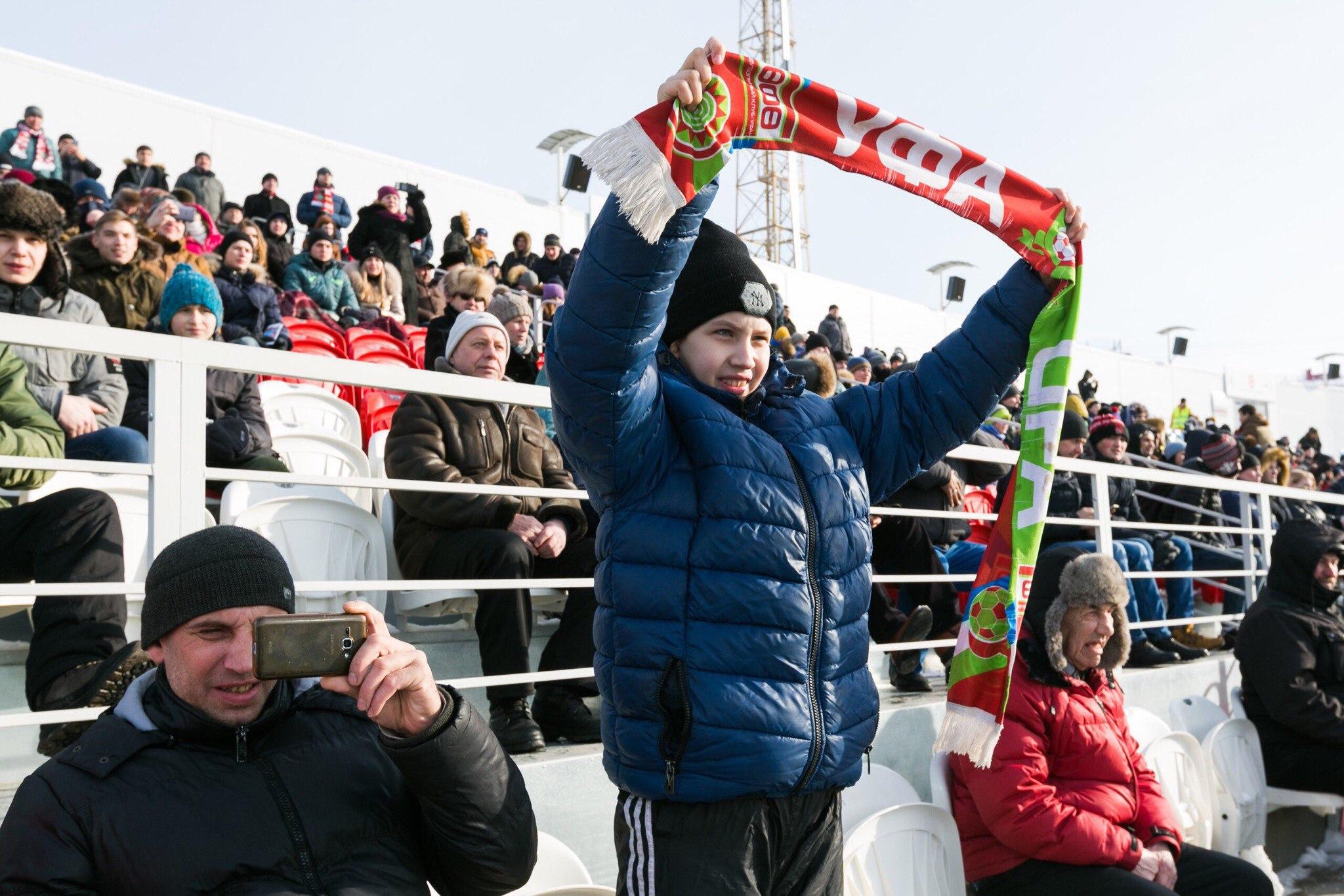 Шамиль Газизов: «У нас сложные матчи, хотелось бы играть в достойном окружении»