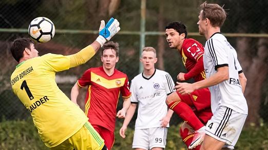 «Арсенал» сыграл вничью с немецким клубом
