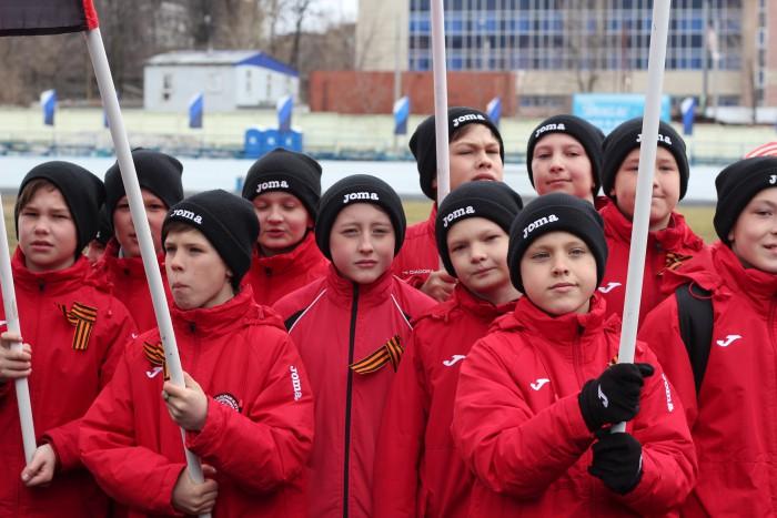 «Амкар» принял участие в праздничном шествии