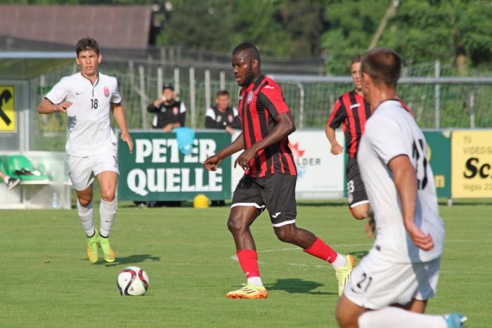Удачные замены принесли победу «Амкару»