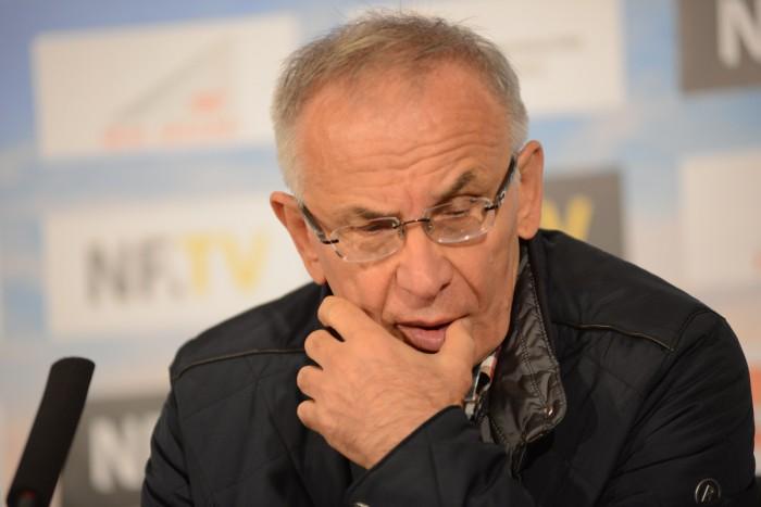 Гаджи Гаджиев о матче против «Кубани»