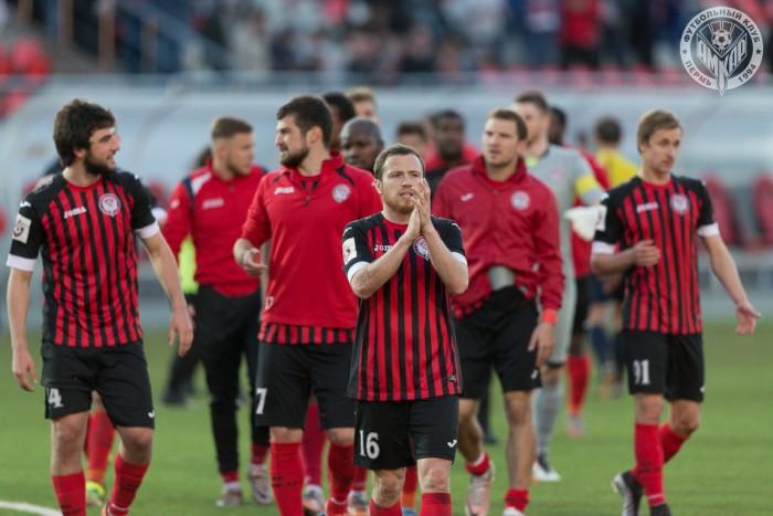 «Амкар» встретится с клубами из Венгрии, Дании и Румынии