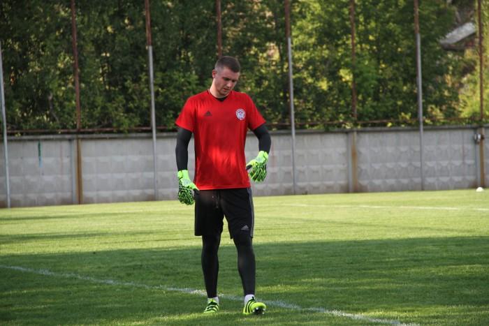 Александр Селихов: «Все вратари в нашей команде опытные»