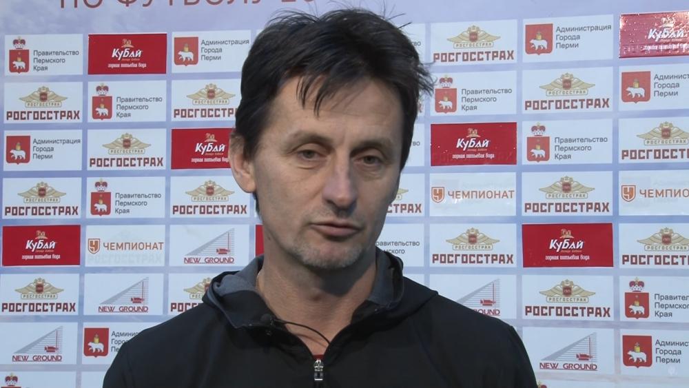 Горан Алексич: «У «Амкара» было особенно ощутимое преимущество»