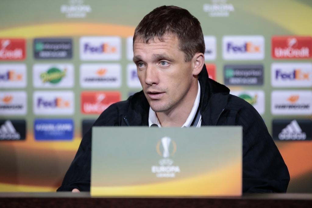 Виктор Ганчаренко: «Если мы поспешим забивать, это может пойти в минус»