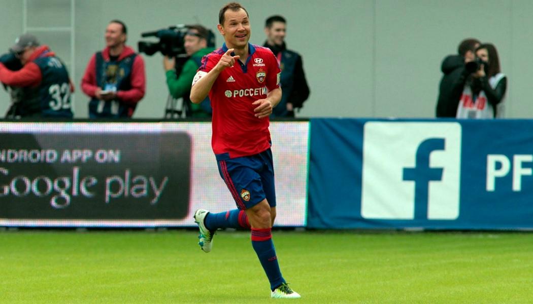Сергей Игнашевич и ПФК ЦСКА продлили контракт до лета 2017 года