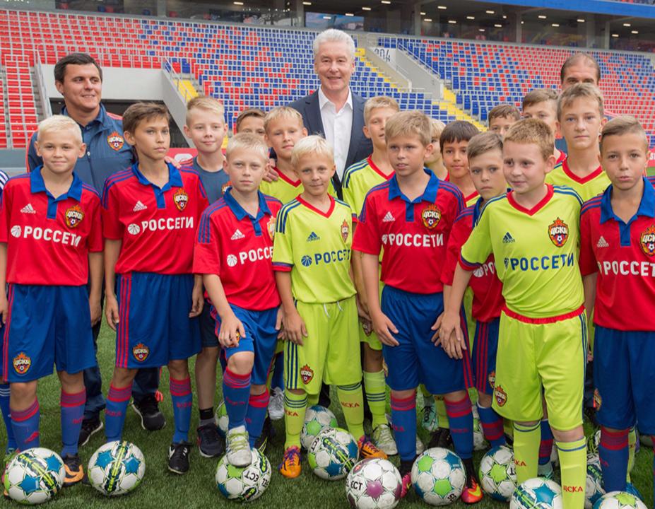 «Москва получила ещё одну новую жемчужину спорта — стадион ЦСКА