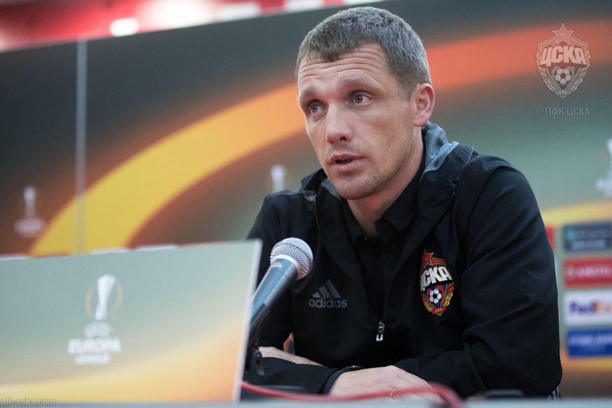 Виктор Ганчаренко: «Мы достаточно хорошо готовы к игре»