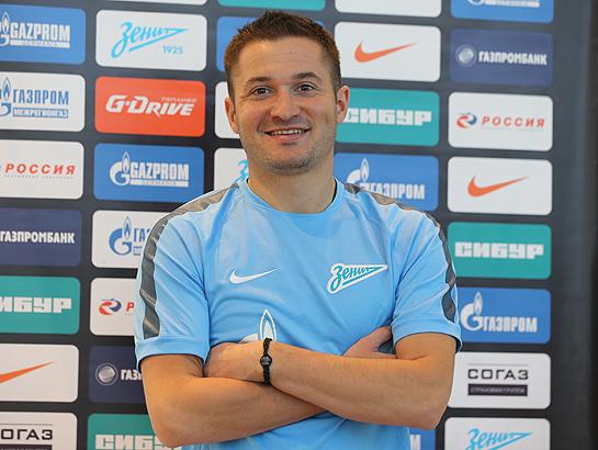 Виктор Файзулин: «В отпуске старался держать организм в тонусе»