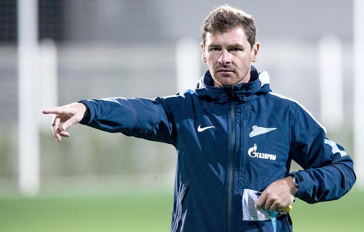 Андре Виллаш-Боаш: «Команда находится в хорошем состоянии, мы всем довольны»