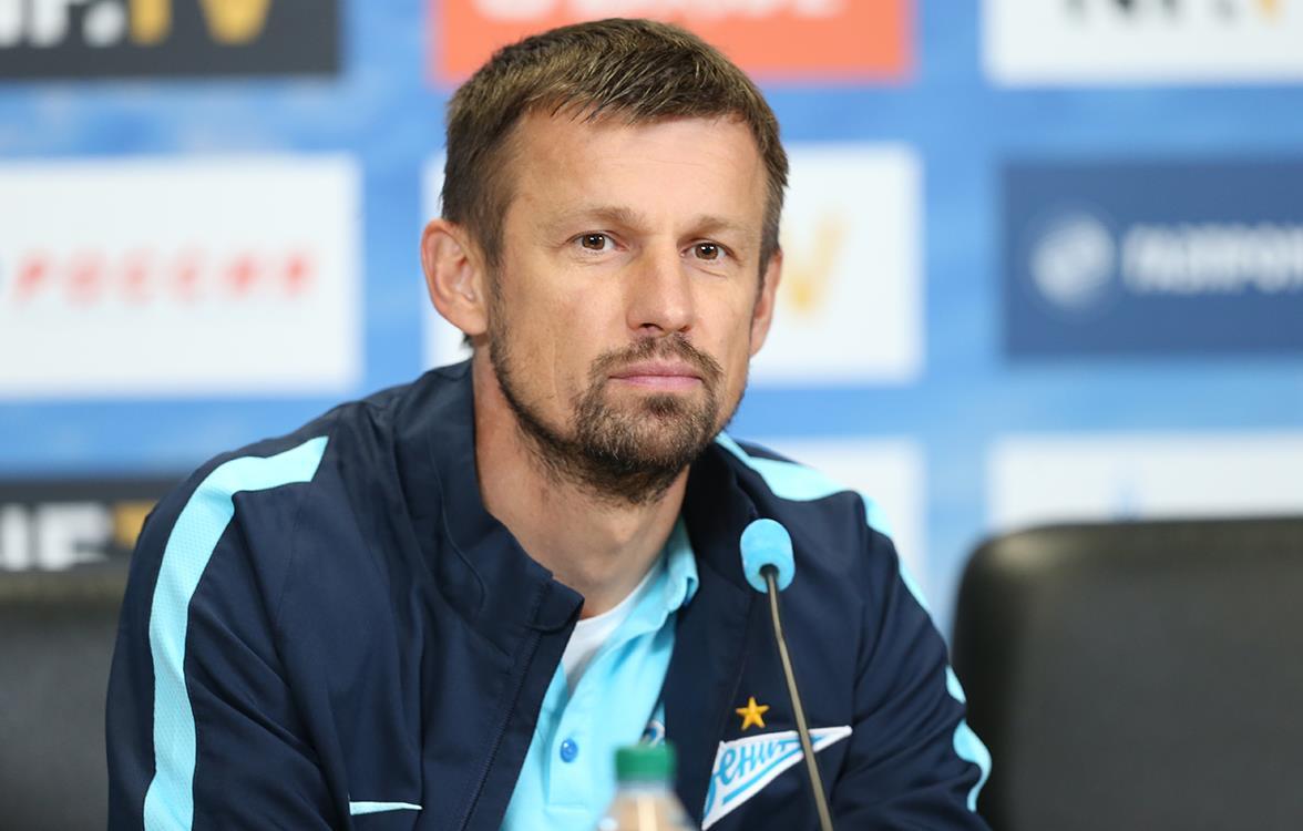 Сергей Семак: «На выезде мы действуем более собранно, чем на «Петровском»