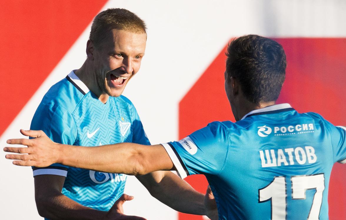 Олег Шатов и Игорь Смольников — в «Зените» до 2020-го