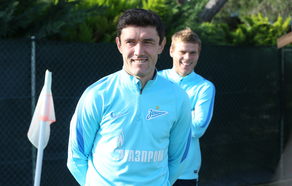 Жирков и Кокорин присоединились к команде