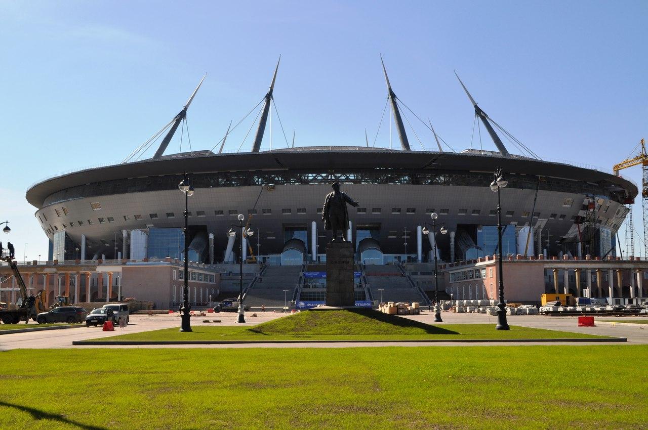 Тестовый матч на стадионе «Зенита» запланирован на сентябрь