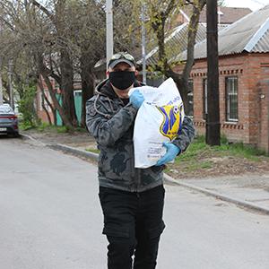 «Ростов» совместно с болельщиками провел благотворительную акцию