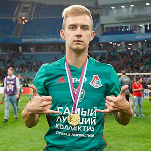 Дмитрий Баринов: «Хочется выйти на поле, увидеть всех и обнять»