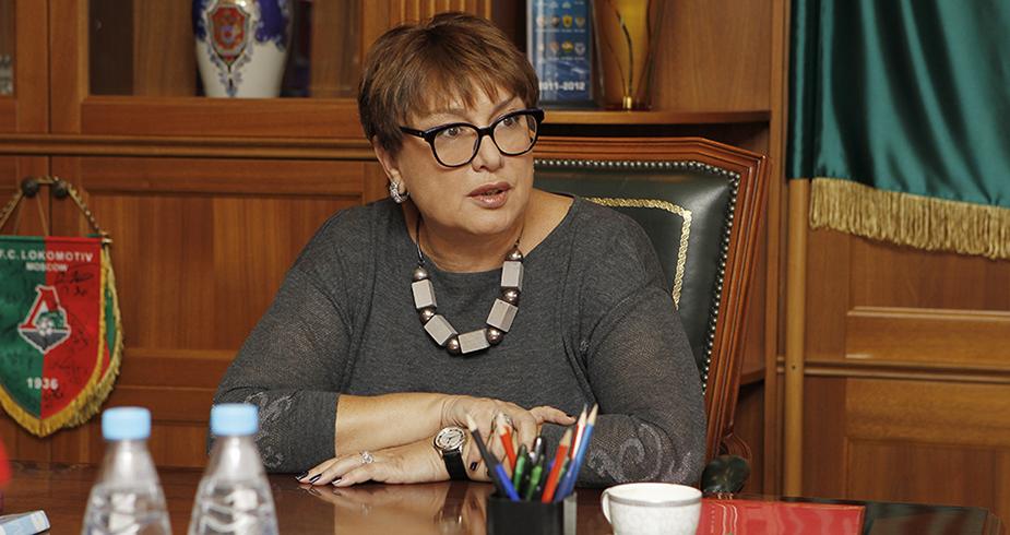 Ольга Смородская: «РЖД не расстанутся с «Локомотивом»