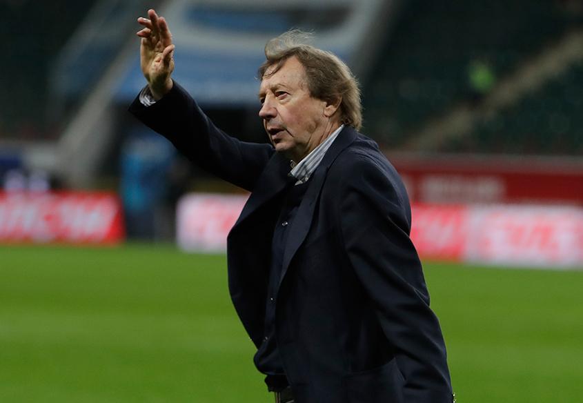 Юрий Сёмин подвел итоги матча с «Енисеем»