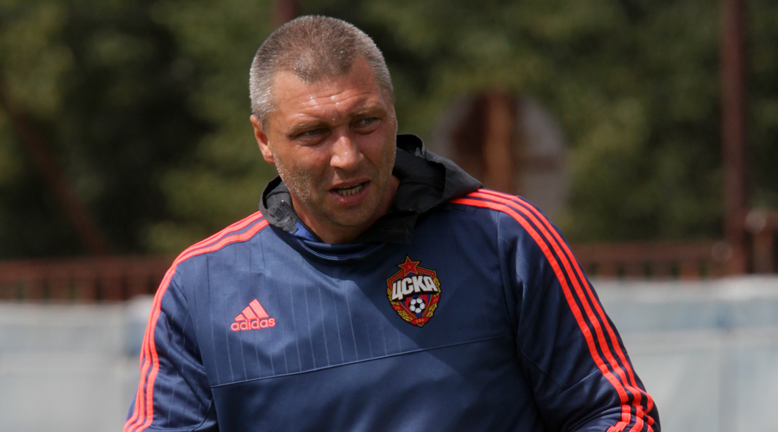 Сергей Овчинников: «Тренеры в любой ситуации должны верить в своих футболистов»