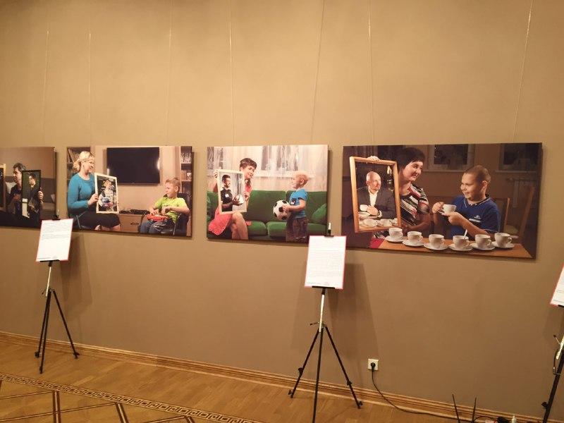 Благо Георгиев принял участие в выставке «Когда я вырасту»