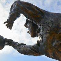В Рио-де-Жанейро открыли памятник Льву Яшину