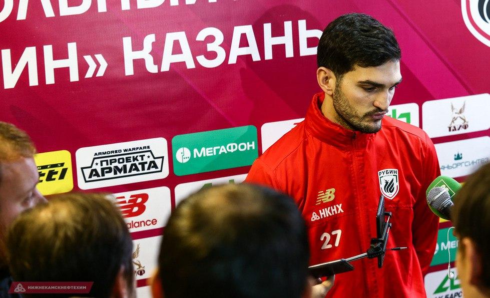 Магомед Оздоев: «Будем биться в каждом матче за каждое очко»