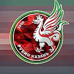 «Рубин» провёл первую тренировку на «Казань-Арене»