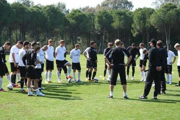 Футболисты «Торпедо» выйдут из отпуска 19 июня