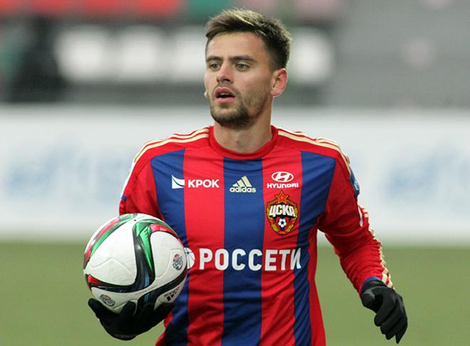 Георгий Щенников провёл 150-й матч в Премьер-Лиге