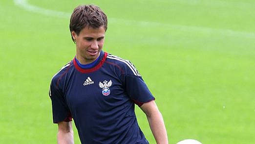 Александр Шешуков в «Арсенале»