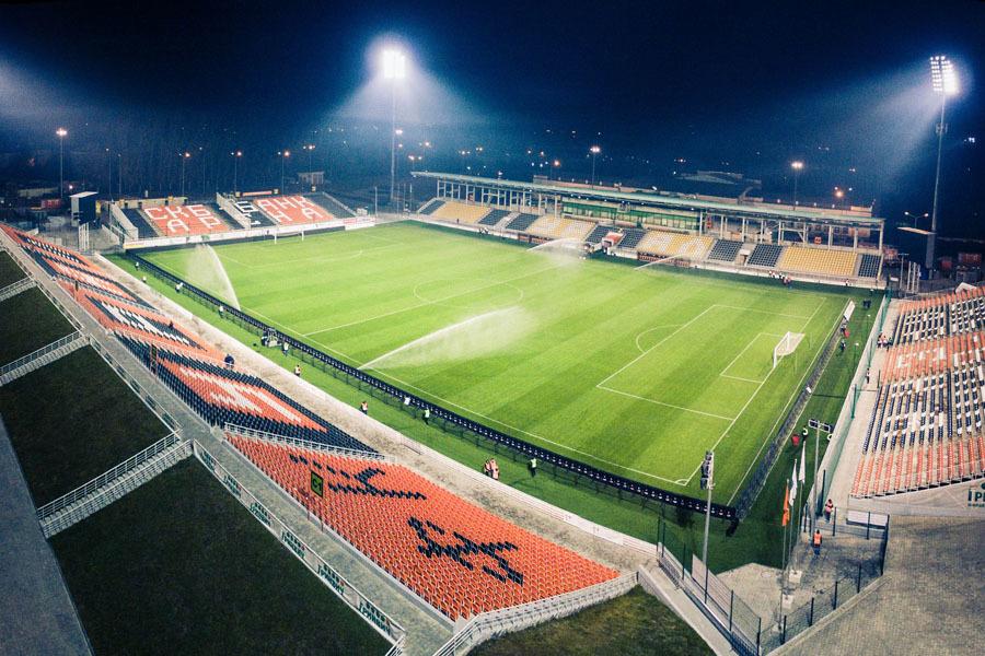 «Урал» проведет следующий домашний матч РПЛ на стадионе «Уралмаш»