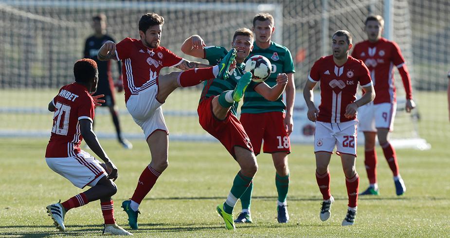 «Локомотив» завершил первый сбор поражением от ЦСКА