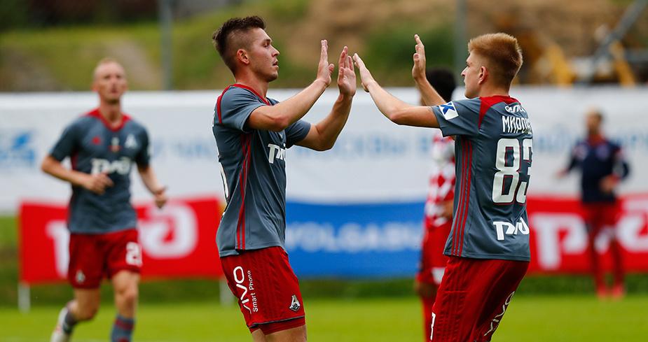 Жемалетдинов отличился в первом матче после возвращения в «Локомотив»