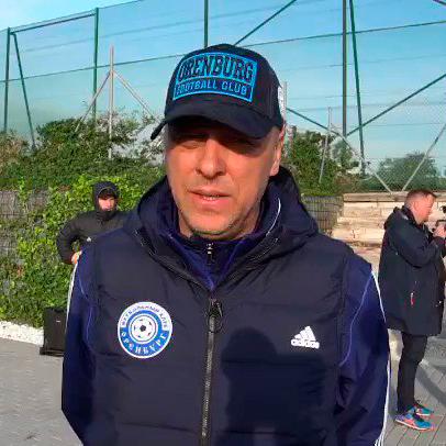 Константин Емельянов покидает «Оренбург»