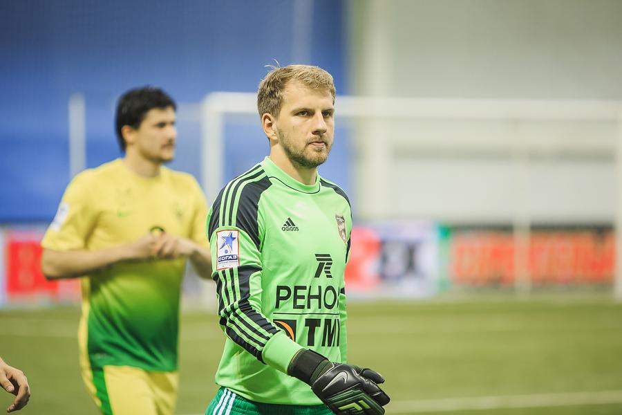 «Урал» заключил контракт с Николаем Заболотным