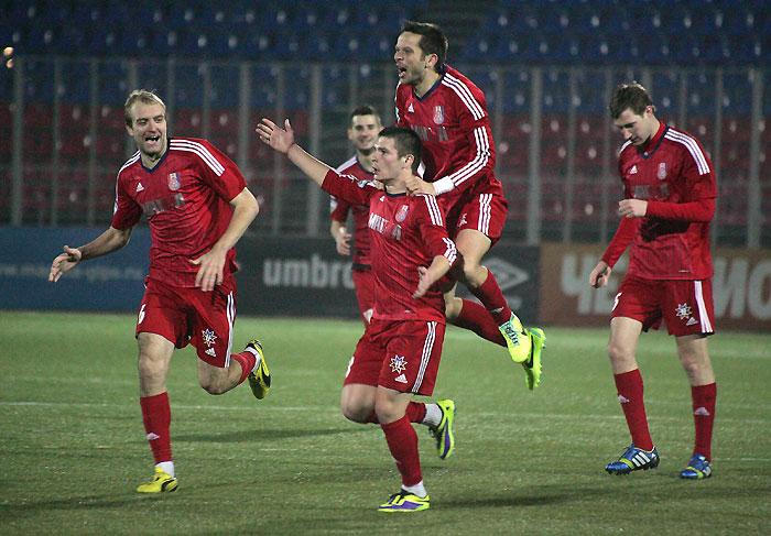 Поздравляем «Мордовию» с выходом в Премьер-Лигу