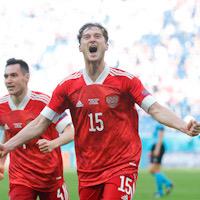 Сборная России обыграла Финляндию во втором матче на Евро-2020