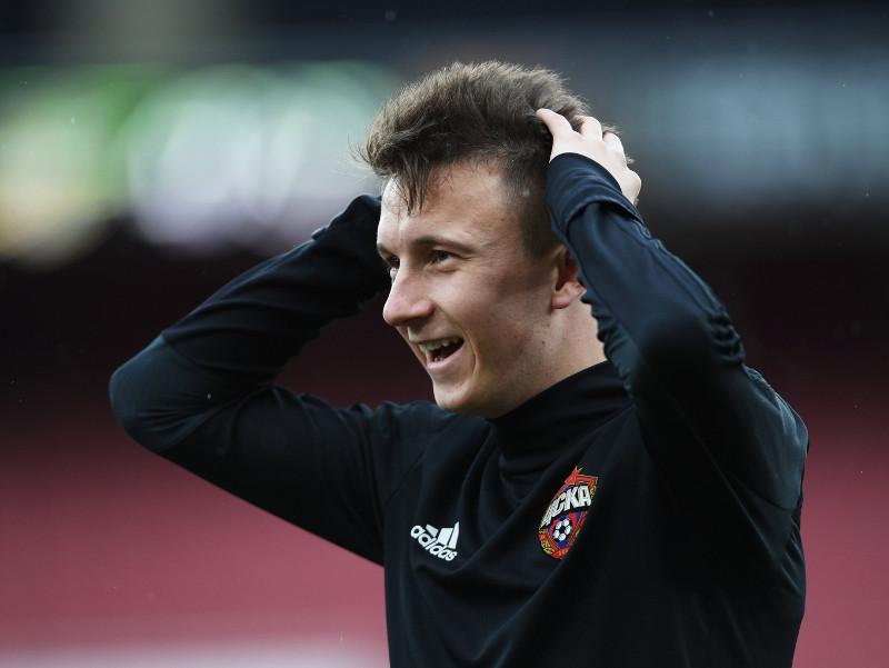 Александр Головин вошел в список лучших молодых игроков Лиги Европы