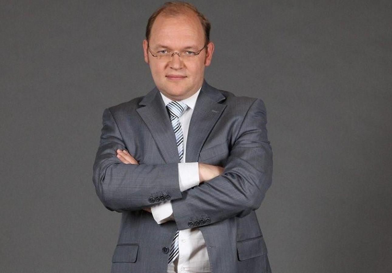 Илья Геркус - новый президент «Локомотива»