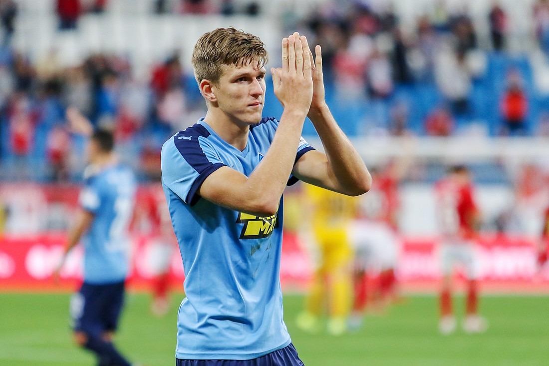 Александр Соболев перейдет в «Спартак»